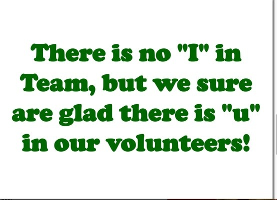 Parent Volunteer Appreciation Quotes. QuotesGram