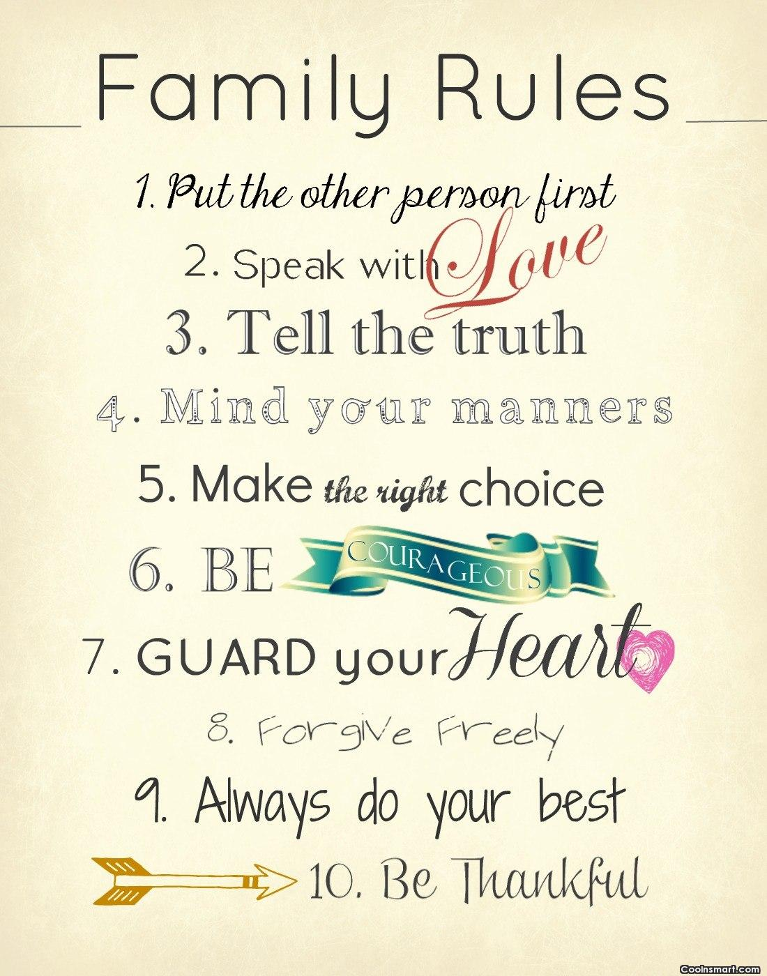 Quotes About Putting Family First Quotesgram