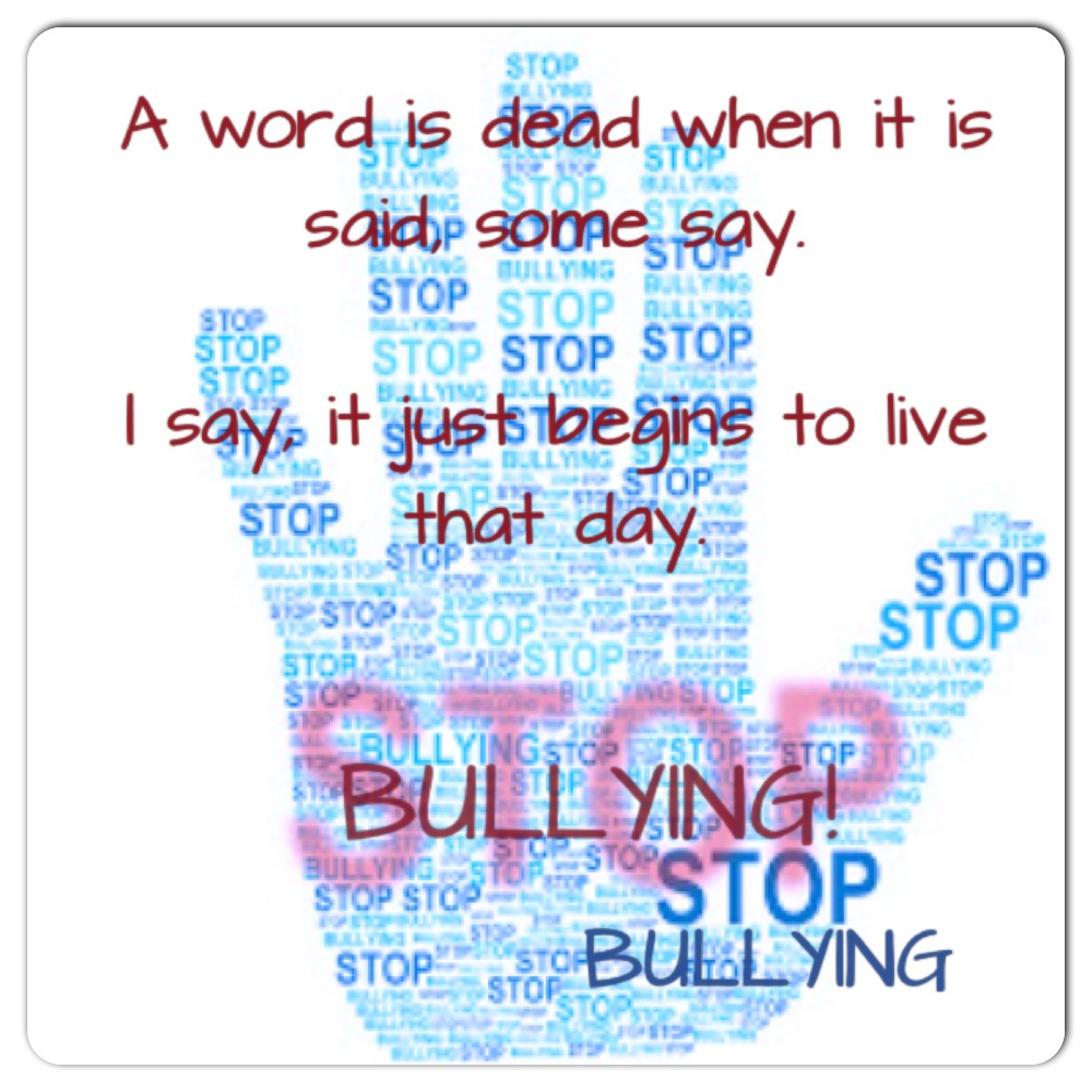 Stop Bullying Quotes. QuotesGram