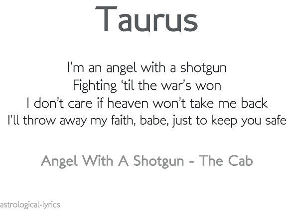 Taurus Quotes About Life Quotesgram