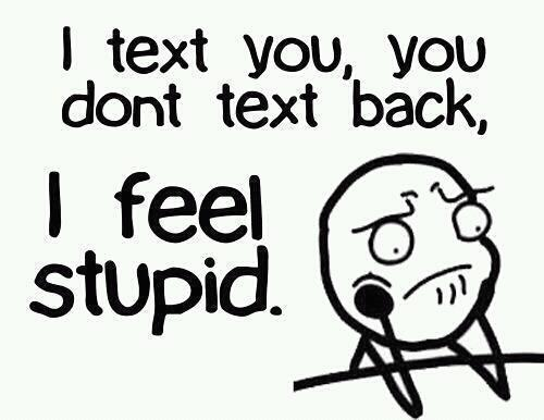 No Text Reply Quotes. QuotesGram