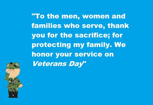 veterans day quotes quotesgram