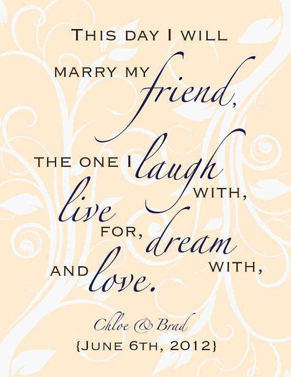 Cute Beach Wedding Quotes Quotesgram