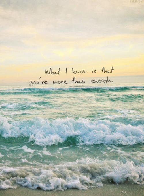 Love Quotes Ocean Water. QuotesGram