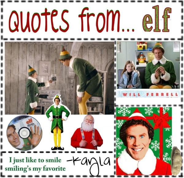 Top 50 Best Movie Quotes: Elf Movie Quotes Famous. QuotesGram