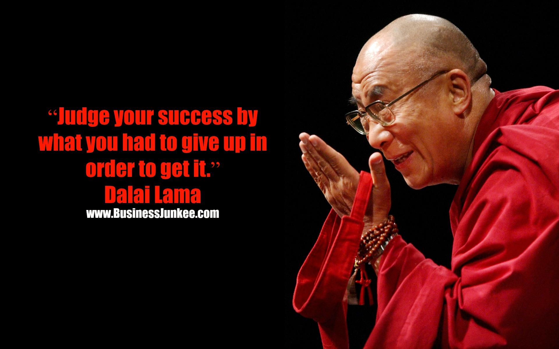 Dalai Lama Quotes On G...