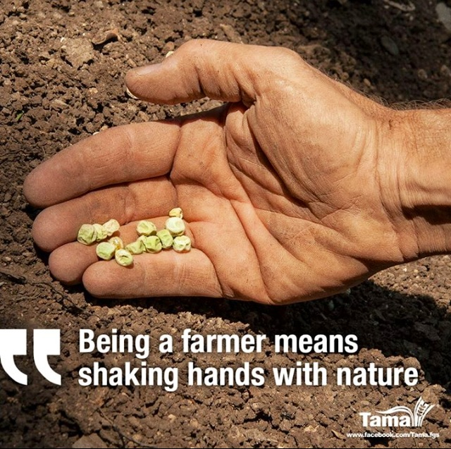 Farmers Day Quotes: Quotes About Farming. QuotesGram