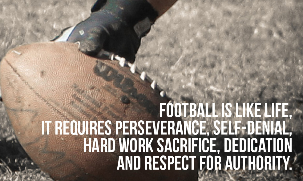 hard work football quotes - photo #8