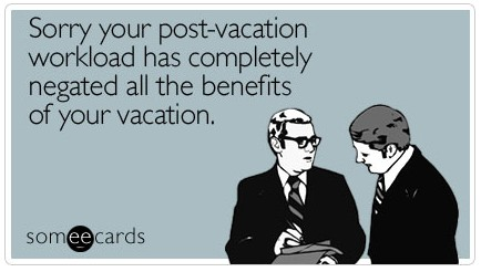 Welcome Back From Vacation Quotes Quotesgram