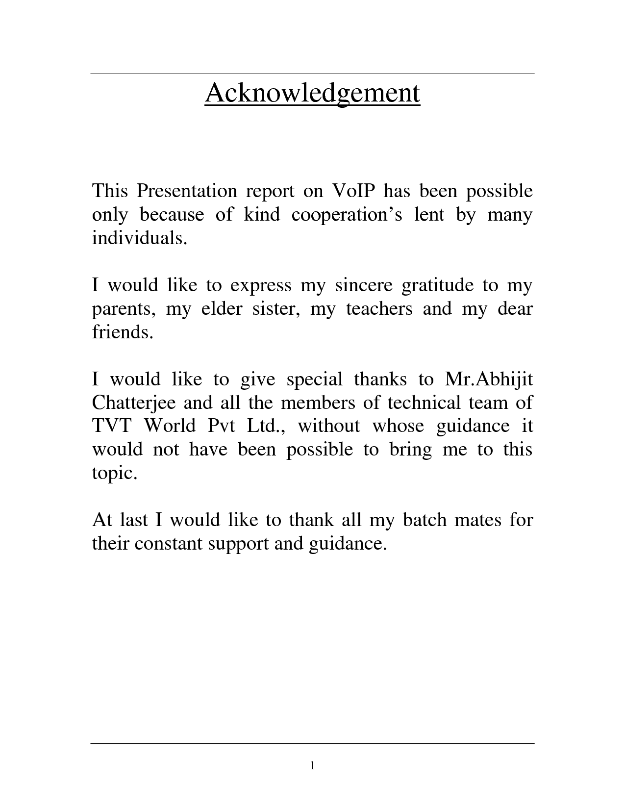 Acknowledgement Quotes For Work Quotesgram