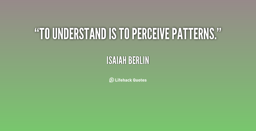 Quotes About Patterns. QuotesGram
