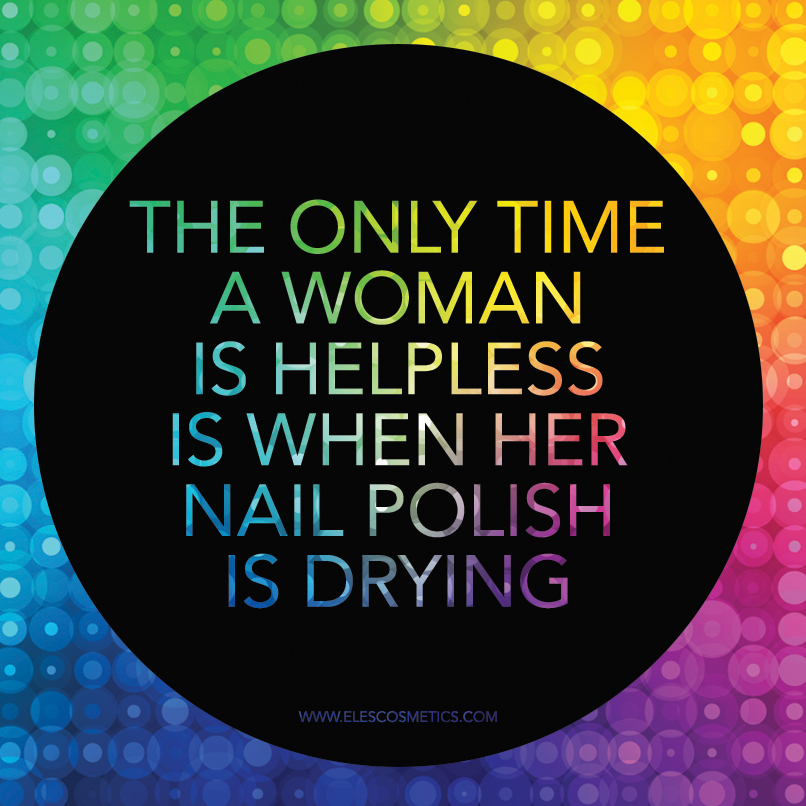Quotes And Sayings: Nail Polish Quotes And Sayings. QuotesGram