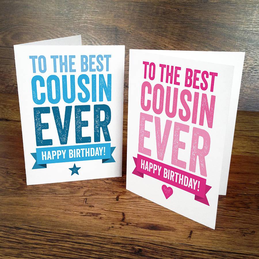 Crazy Cousin Birthday Quotes: Happy Birthday Quotes For Cousins. QuotesGram