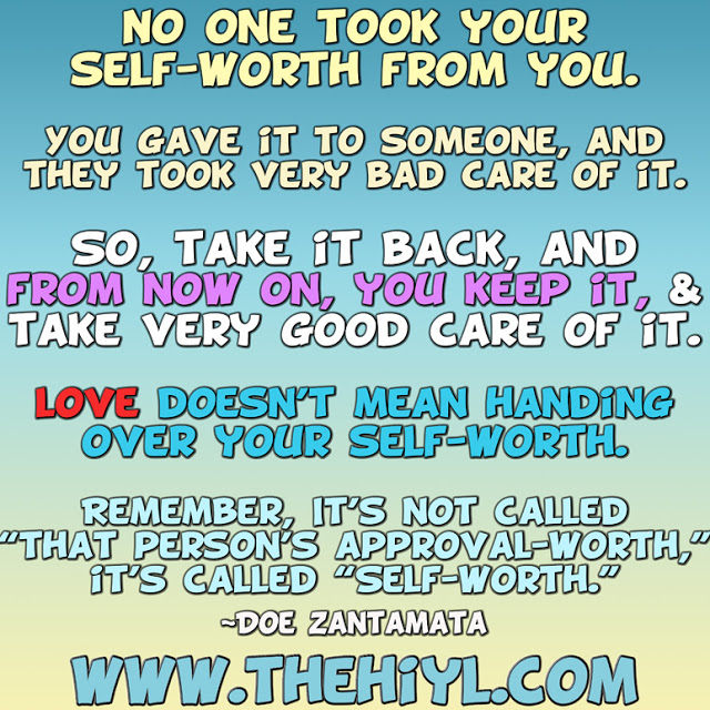 Inspirational Self Worth Quotes: Quotes About Self Worth. QuotesGram