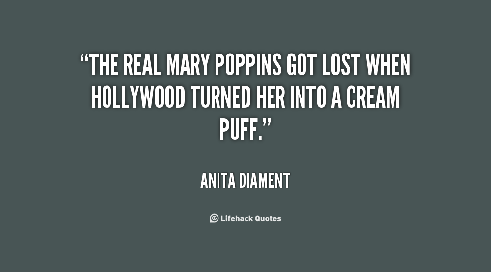 Mary Poppins Quotes. QuotesGram