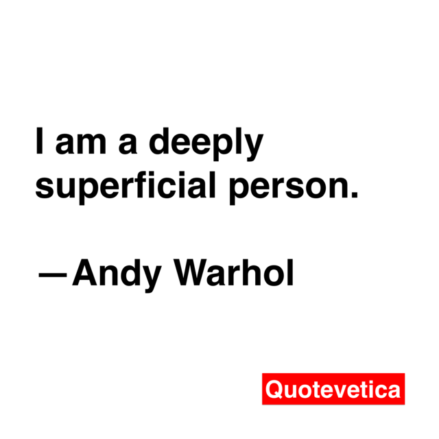 Quotes About Superficial People. QuotesGram