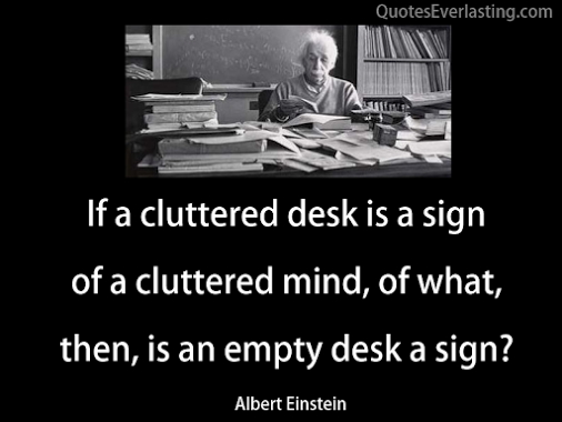 Clean Desk Quotes. QuotesGram