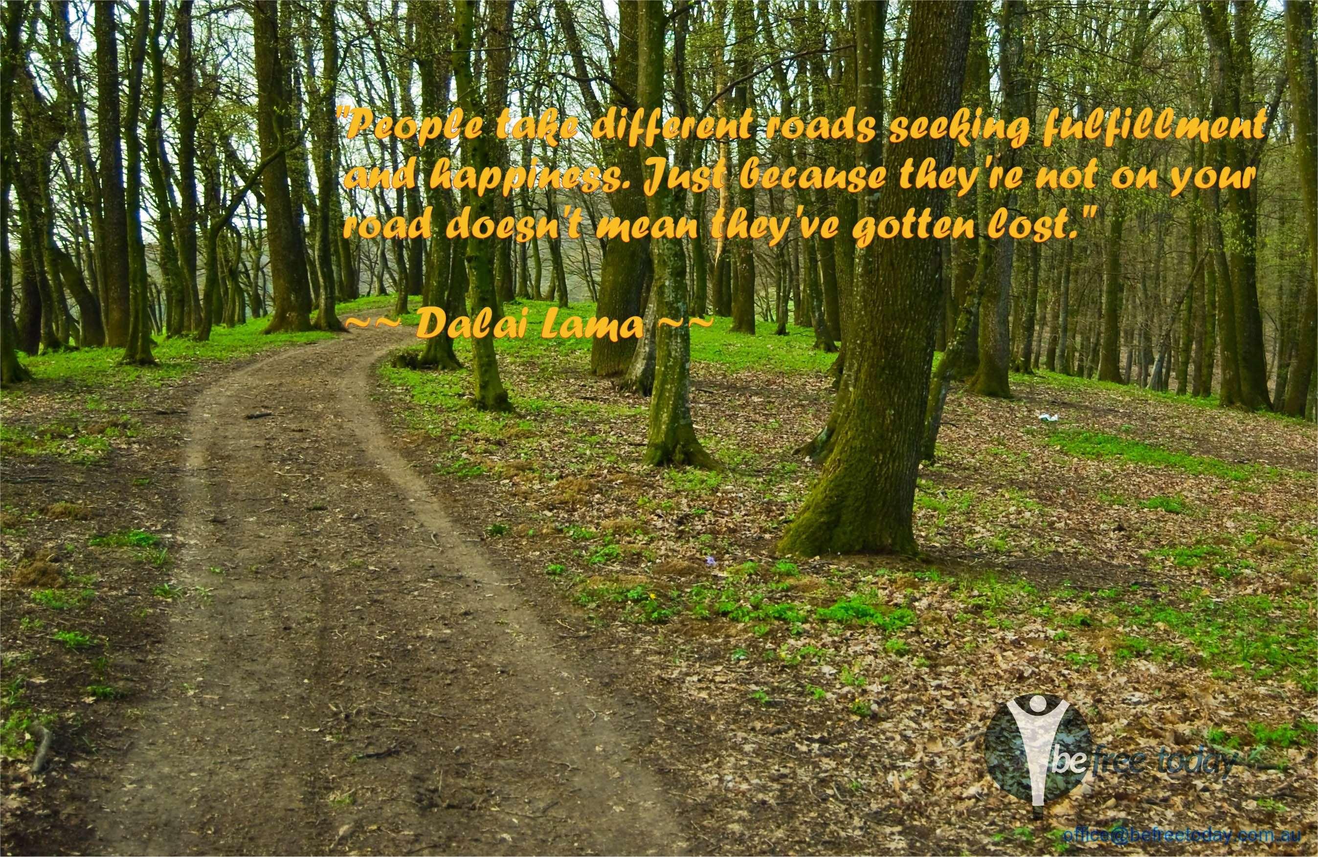 Choose Your Path Quotes. QuotesGram