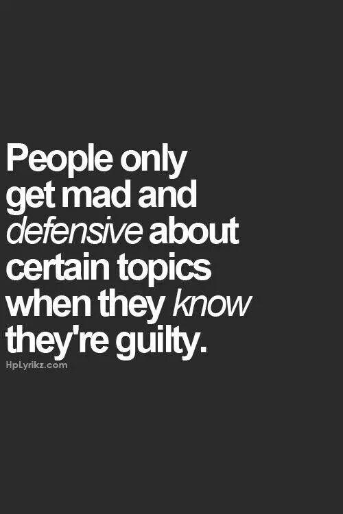 Quotes About Defensive People. QuotesGram
