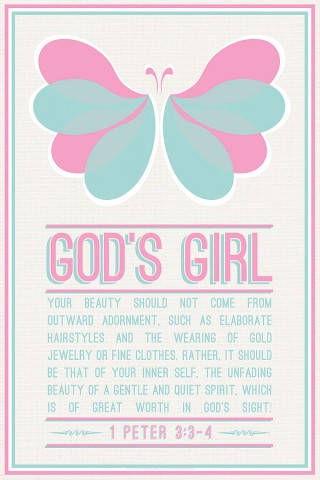 Christian Quotes For Young Girls. QuotesGram