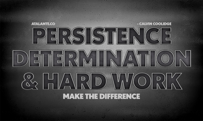 Persistence Quotes For Work: Quotes About Perseverance And Determination. QuotesGram