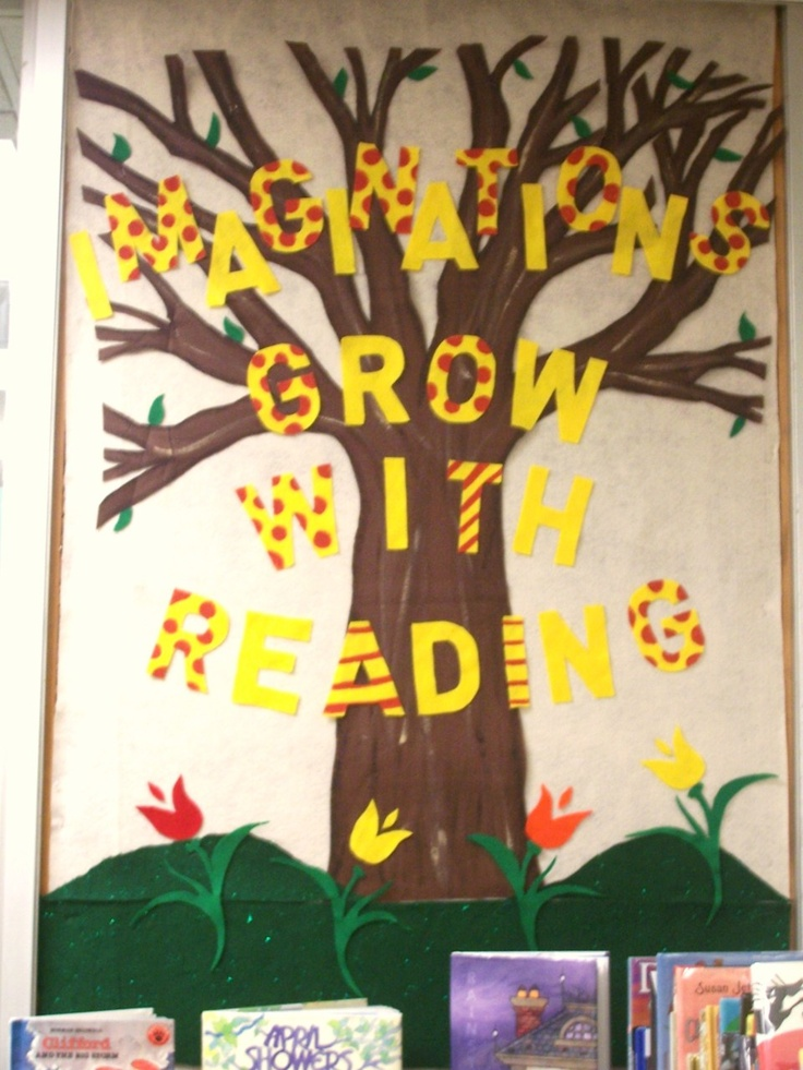 Bulletin Boards For Reading Quotes Quotesgram
