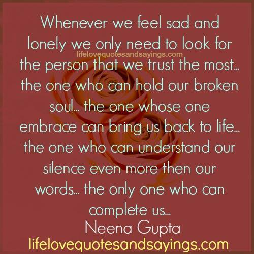 Sad Quotes Quotesgram: Sad Quotes And Sayings Feel. QuotesGram