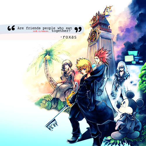 kingdom hearts quotes and sayings quotesgram