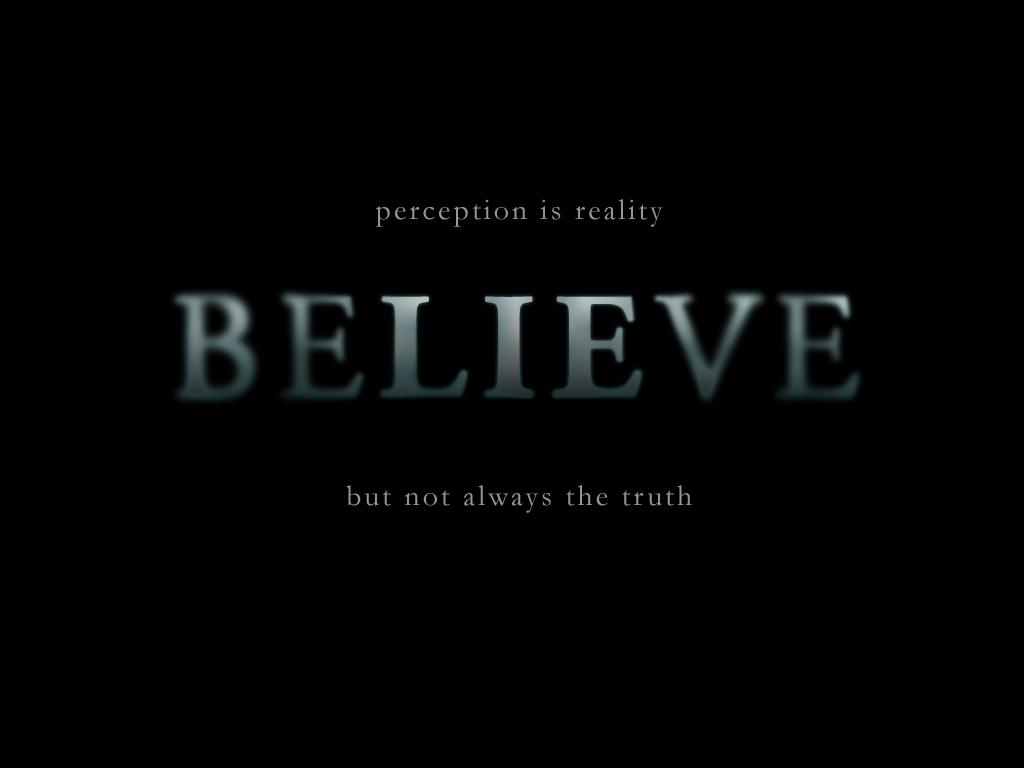 Logic & Perception