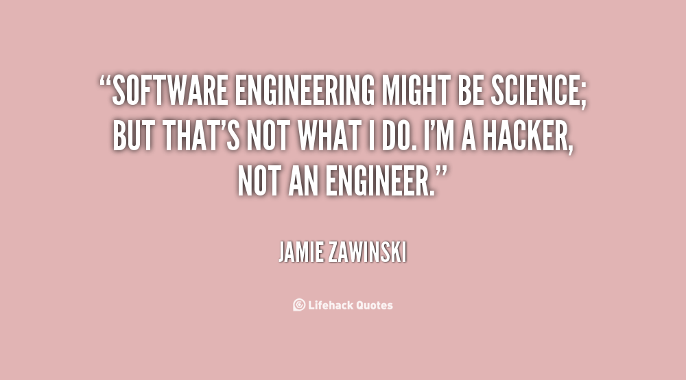 Computer Science Quotes Quotesgram: Software Engineer Quotes. QuotesGram