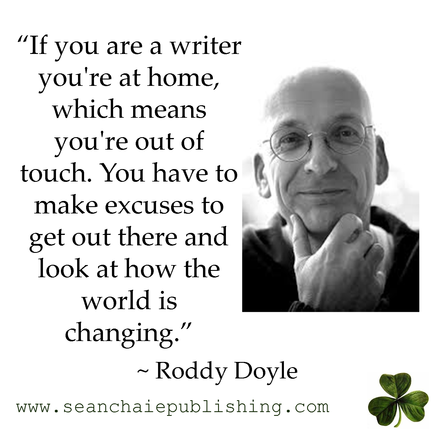 the life and works of roddy doyle As a result, he is the chronicler of modern life in dublin  doyle latest works  include the second half (2014), co-authored with roy keane,.