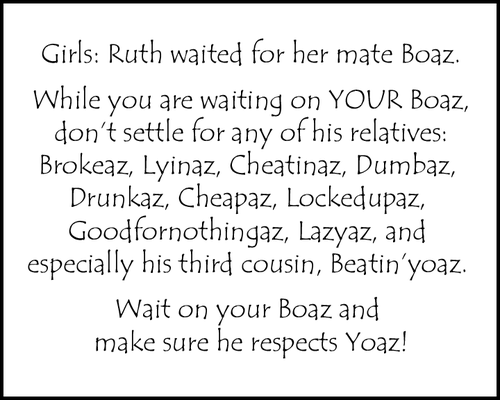 Ruth And Boaz Quotes Quotesgram-2692