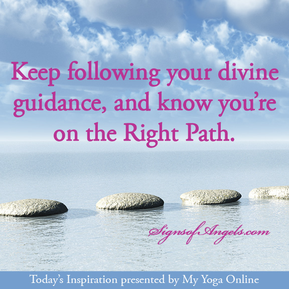 Divine Guidance On Quotes. QuotesGram