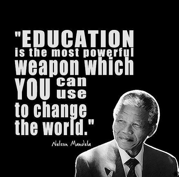 Quotes About Love: Powerful Education Quotes. QuotesGram