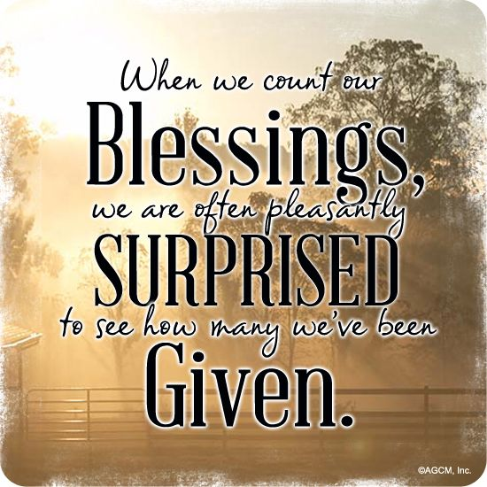 4 Years And Counting Quotes: Quotes About Counting Blessings. QuotesGram
