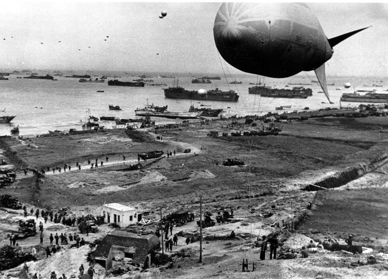 the amphibious invasion of normandy in the second world war Hundreds of books have been published on d-day and the battle of normandy, and even more on the second world war in general the d-day story archives contain copies of the books listed below.