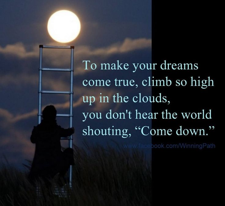 Make Your Dreams Come True Quotes. QuotesGram