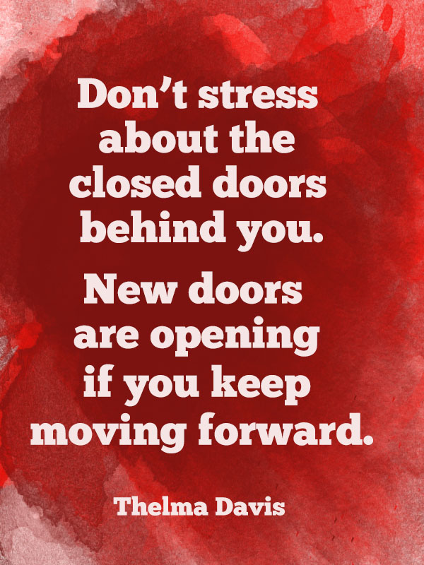 Opening New Doors Quotes Quotesgram
