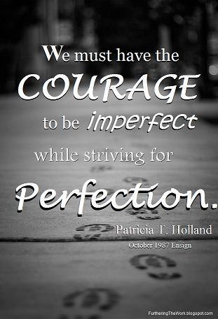 Bravery Quotes Lds. QuotesGram
