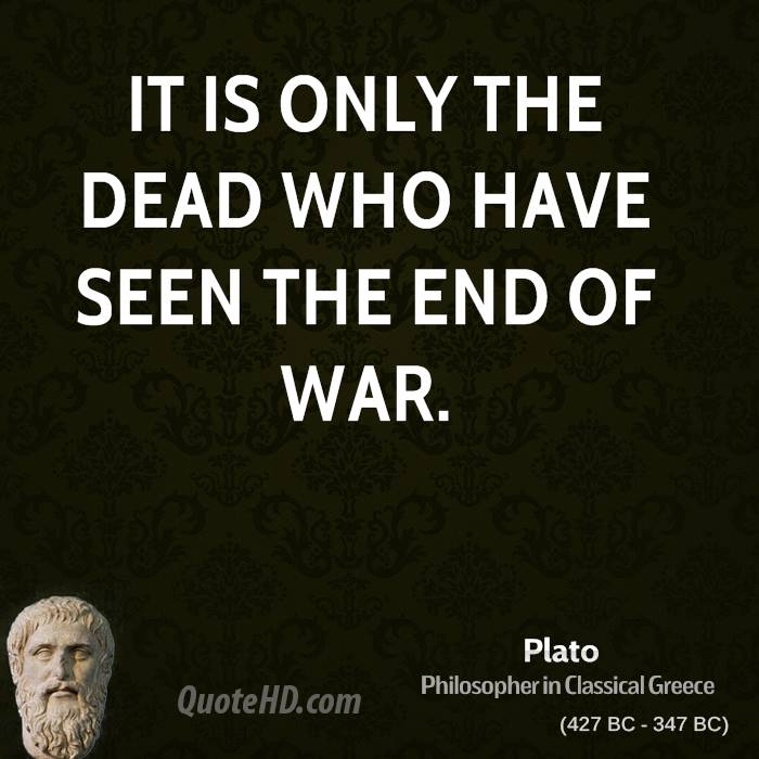 Quotes On War: Plato Quotes On War. QuotesGram