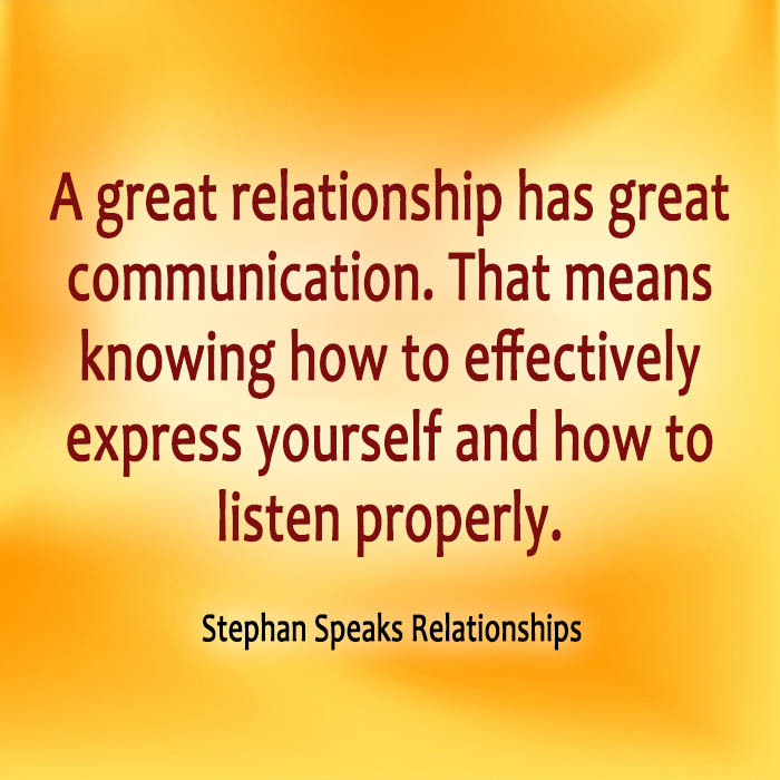 New Relationship Love Quotes: Communication Quotes. QuotesGram