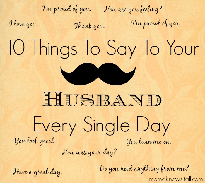 Love Quotes To Say To Your Husband. QuotesGram