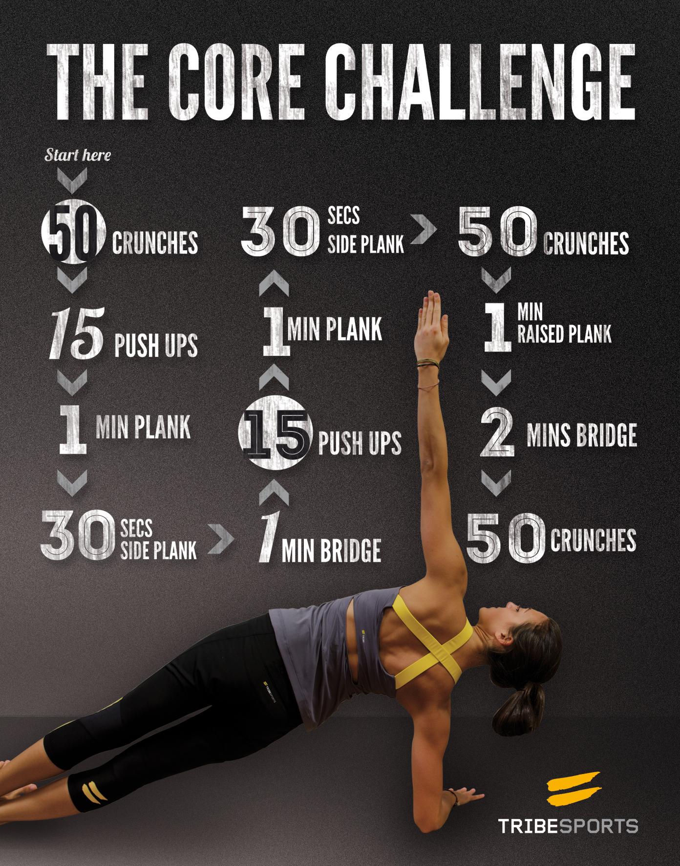 Core Builder Workout |Core Exercise Class
