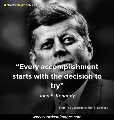 Quotes About Inspiring Others: John Kennedy Quotes About Inspiring Others. QuotesGram