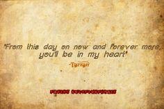 disney tarzan funny quotes quotesgram