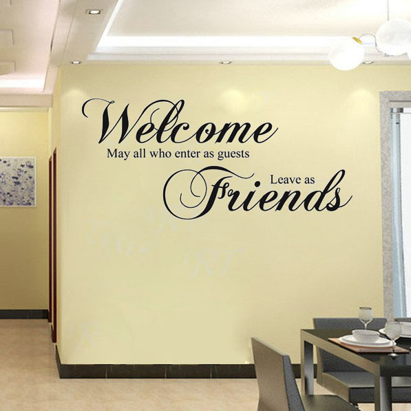 Welcome To New Life Quotes: Welcoming Quotes About Friends. QuotesGram