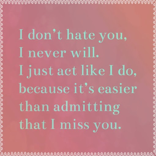 I Hate You Quotes And Sayings. QuotesGram