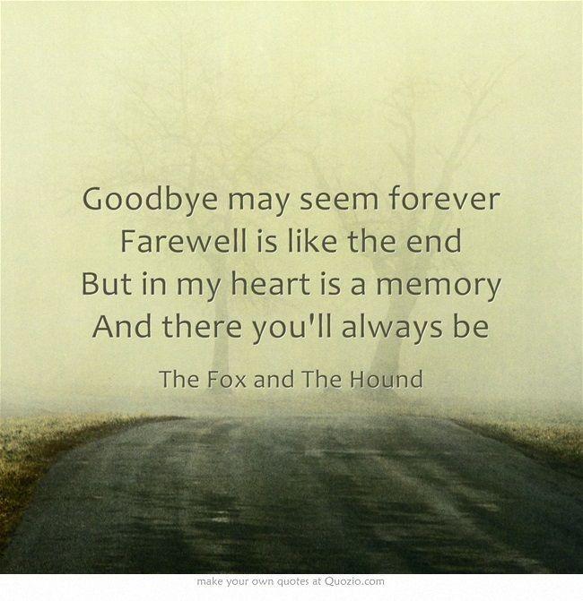 Always Say Goodnight Quotes: Disney Farewell Quotes. QuotesGram