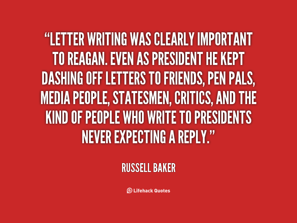 Quotes About Writing L...