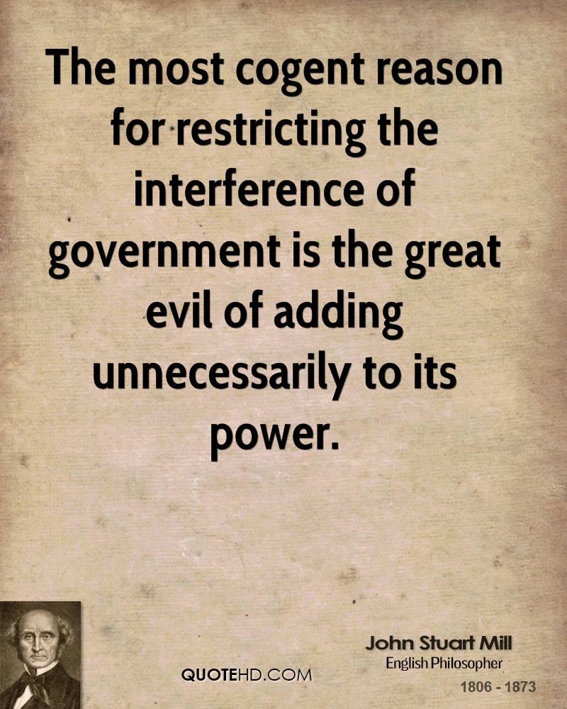 Right Cogency: John Stuart Mill Quotes. QuotesGram
